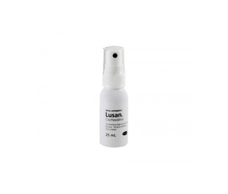 Lusan Clorhexidina 2% spray 25ml