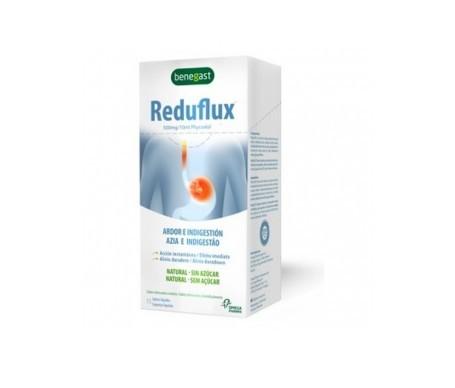 Benegast Reduflux líquido 15 sobres