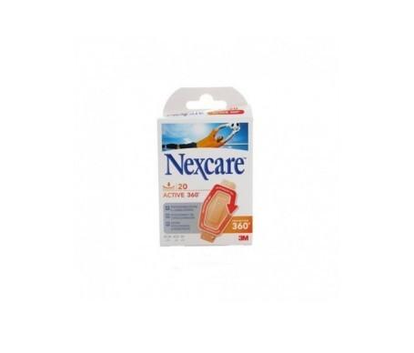 Nexcare® Active 360º surtido apósitos estériles 20uds