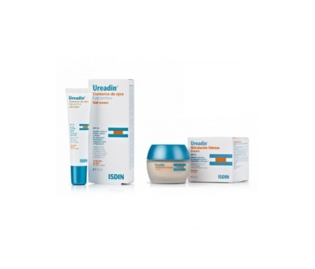 Ureadin® Hydration intensa SPF20+ 50ml + Ureadin® gel crema contorno ojos 15ml