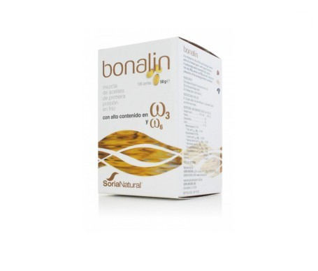 Soria Natural Bonalin 100 perlas