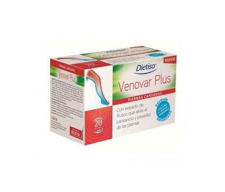 Dietisa Venovar 20 viales