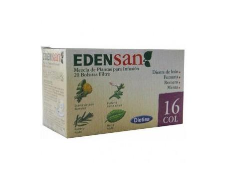 Dietisa Edensan Colesterol 20uds