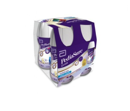 PediaSure Drink vainilla 4udsx200ml