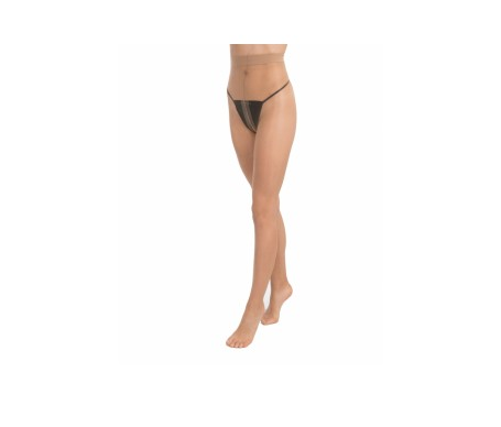 Anaissa panty licra relax 30 color beige Talla-L 2uds
