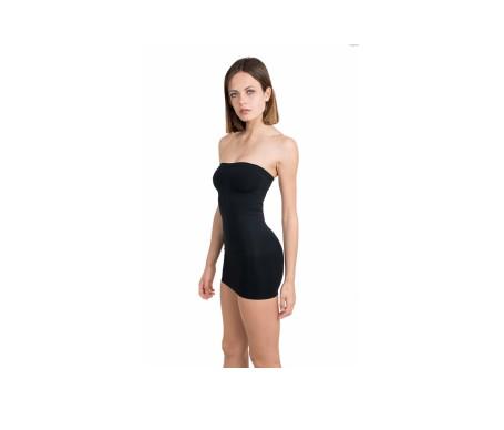 Anaissa vestido anticelulítico color negro Talla-M