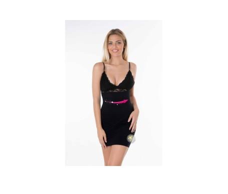 Anaissa falda reductora con tecnología Biotech color negro Talla-M
