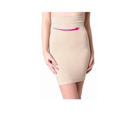 Anaissa falda reductora con tecnología Biotech color beige Talla-L