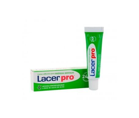 LacerPro fijación extrafuerte crema 40g