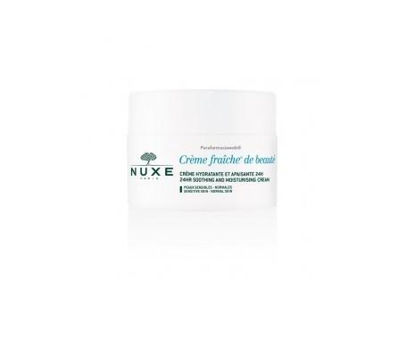 Nuxe Crème Fraîche® de Beauté Piel Normal 50ml