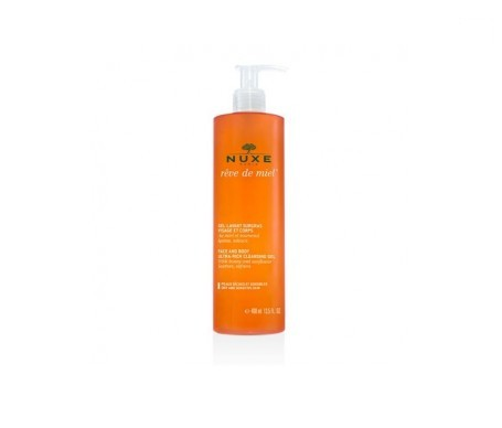 Nuxe® Rêve De Miel gel limpiador dermatológico 400ml