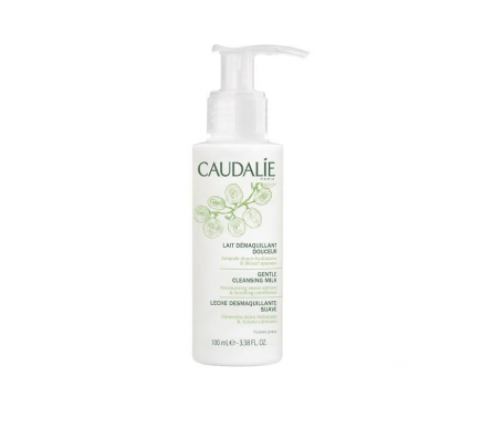 Caudalie gentle make-up remover milk 100ml