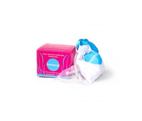 Femmecup coupe menstruelle taille unique pour toutes les tailles 1 pc