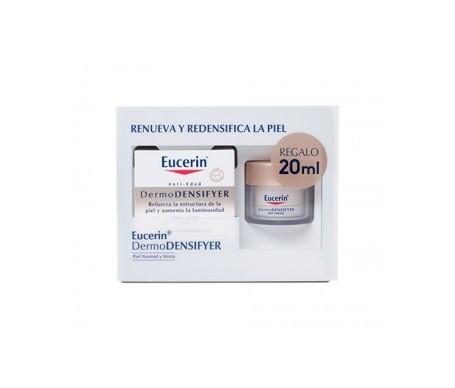 Eucerin™ Dermodensifyer normale/gemischte Haut 50ml + 20ml FREI