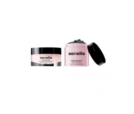 Sensilis Packs Skin Delight 50ml + Regalo Sensilis Skin Delight Peeling 30g