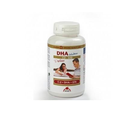 Dietéticos Intersa DHA omega-3 y EPA adultos 90cáps