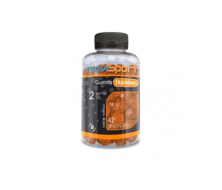 Movisport Gummies Training 42ud