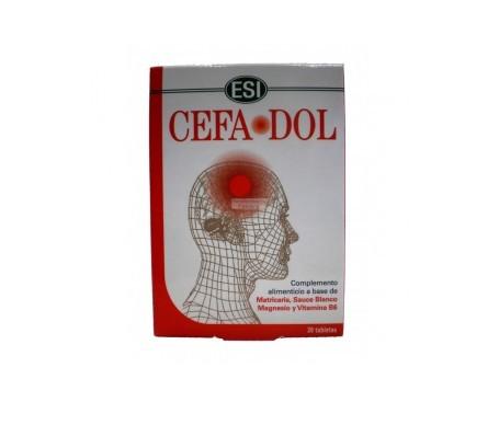 ESI Cefadol 30 tablets