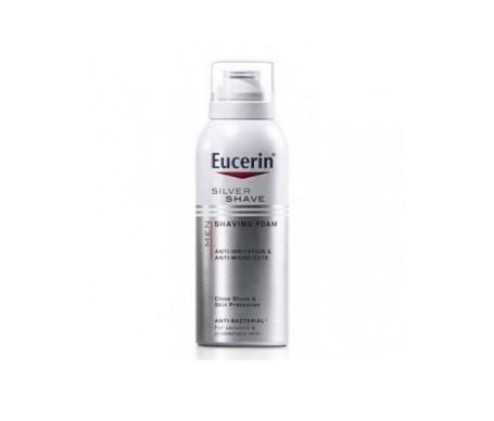 Eucerin® Men Silver Shave espuma de afeitar 150ml