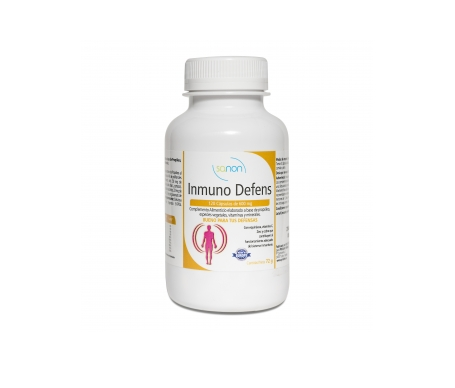 Sanon Inmuno-Defens 120cáps
