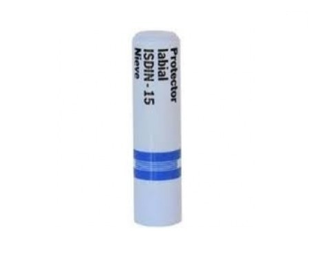ISDIN® protector labial nieve SPF15+ 1ud