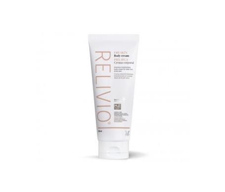 Relivio® crema corporal piel seca 200ml