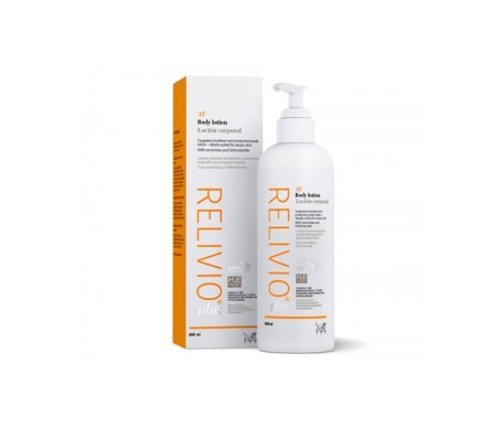 Relivio® Plus AT loción corporal 400ml