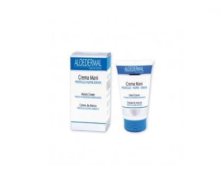 Aloedermal crema manos 75ml