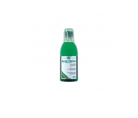 ESI Aloe Fresh colutorio con alcohol 500ml
