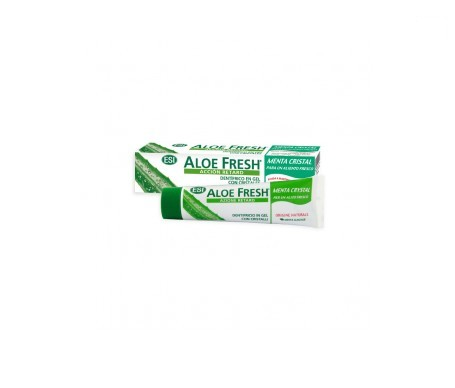 ESI Aloe Fresh gel menta cristal 100ml