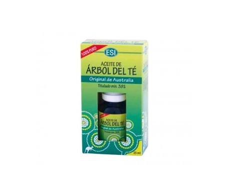 ESI aceite de árbol de té 100% 25ml