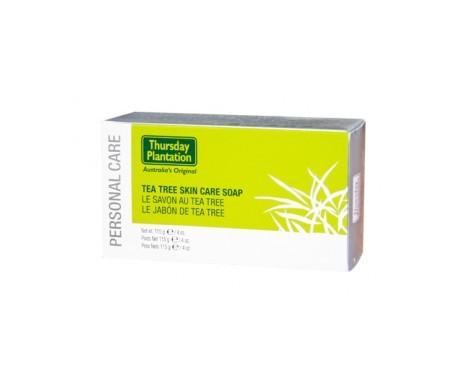 ESI jabón cuidado piel árbol de té 115g