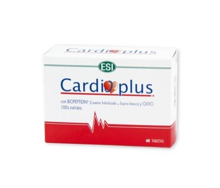ESI Cardioplus 60 tabletas
