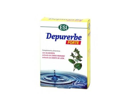 ESI Depurerbe Forte 45 tabletas