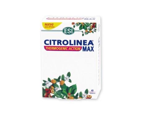 ESI Citrolinea Max 40 tabletas