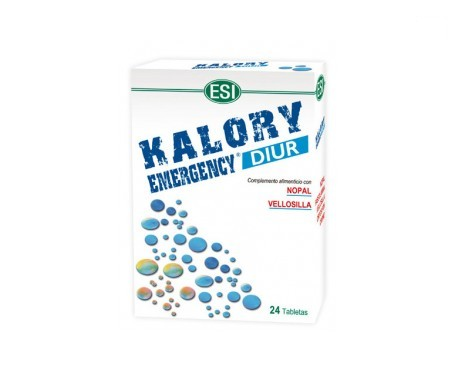 ESI Kalory Emergency Diur 24 tabletas