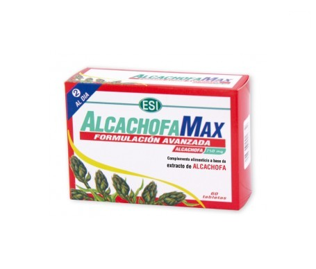 ESI AlcachofaMax 60 tabletas
