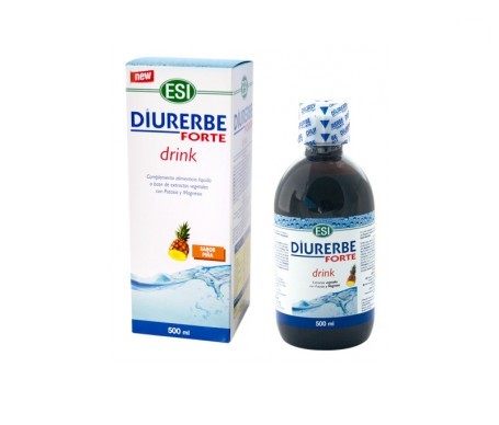 Diurerbe Forte fluido piña 500ml