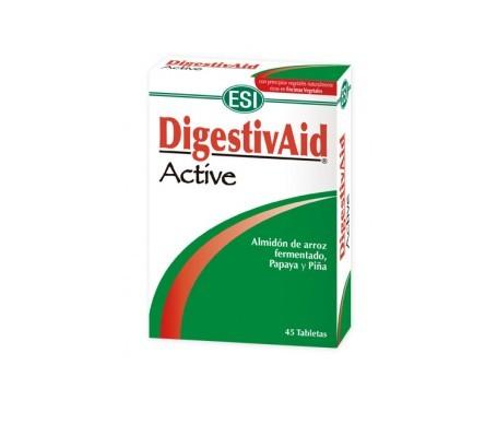 ESI Digestivaid Active 45 tabletas