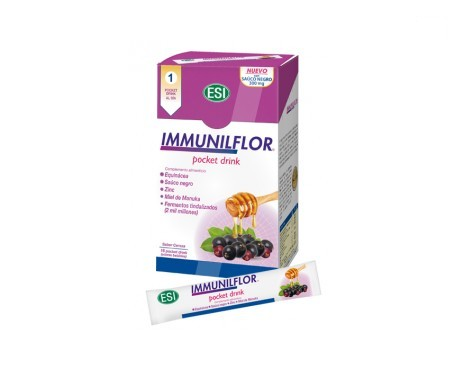 ESI Immunilflor pocket drink 16uds