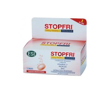 ESI Stopfri efervescente 10 tabletas