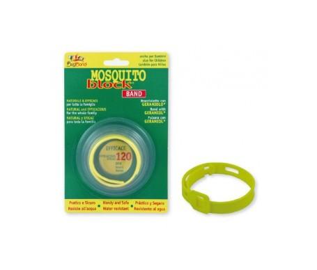 Mosquito Block pulsera 1ud