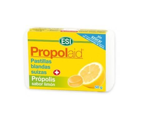 ESI Propolaid pastillas blandas limón 50g