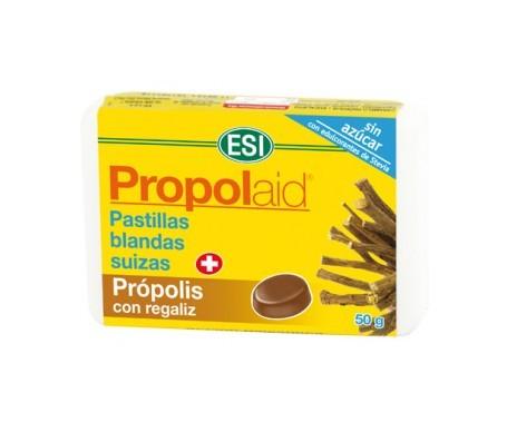 ESI Propolaid pastillas blandas regaliz 50g
