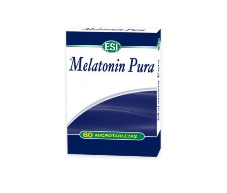 ESI Melatonin Pura 1mg 60 tabletas