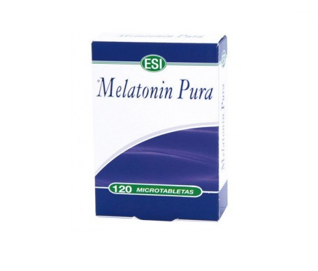 ESI Melatonin Pura 1mg 120 tabletas