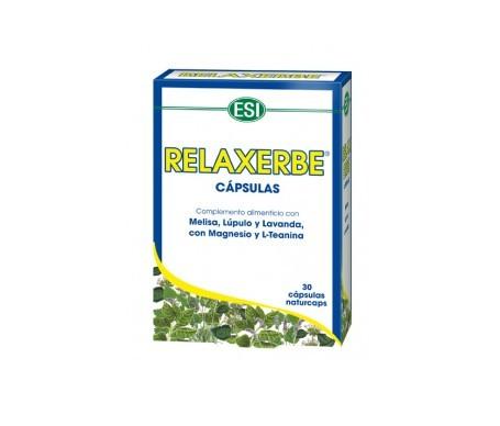 ESI Relaxerbe 30cáps