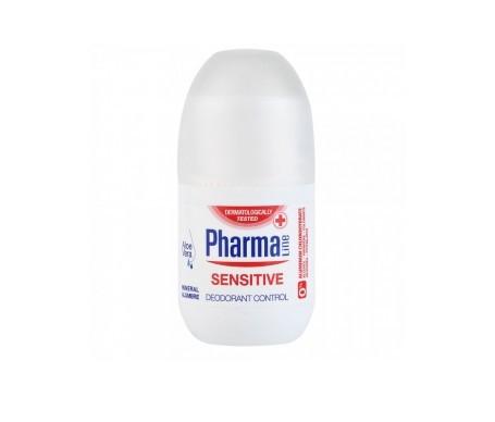 Pharmaline Sensitive desodorante roll on 50ml