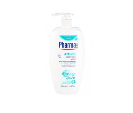 Pharmaline Atopic leche corporal 500ml