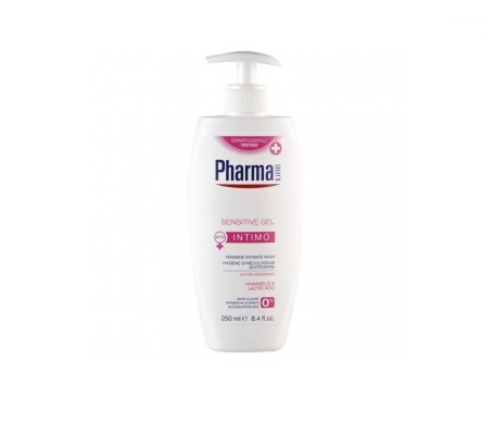 Pharmaline Sensitive gel íntimo 250ml
